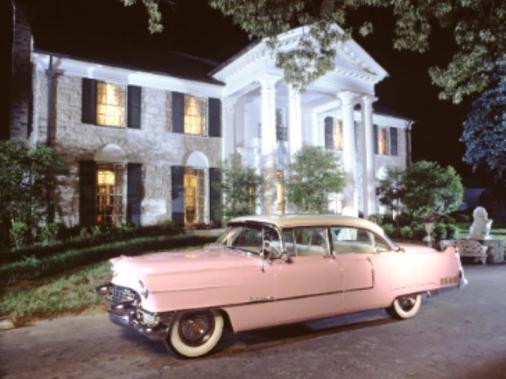 Pink Cadillac, Graceland